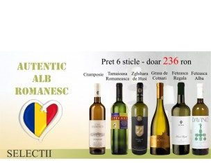 vin selectii autentic alb romanesc casa isarescu prince stirbey averesti cotnari gramma davino cupaj struguri