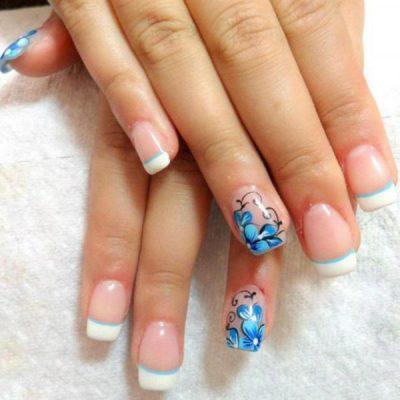 modele de unghii cu gel