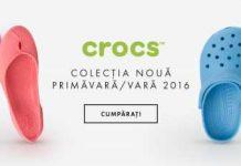 crocs colectie 2016
