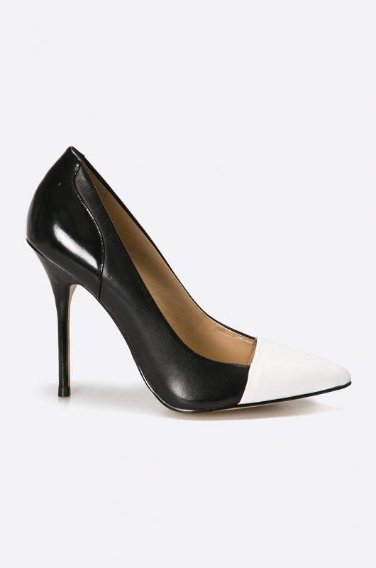 Buffalo pantofi cu toc nappa la pret redus online vezi - Toc toc la shop ...